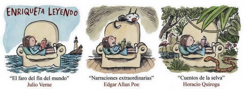 Liniers, libros