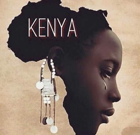 Kenia masacre, poster